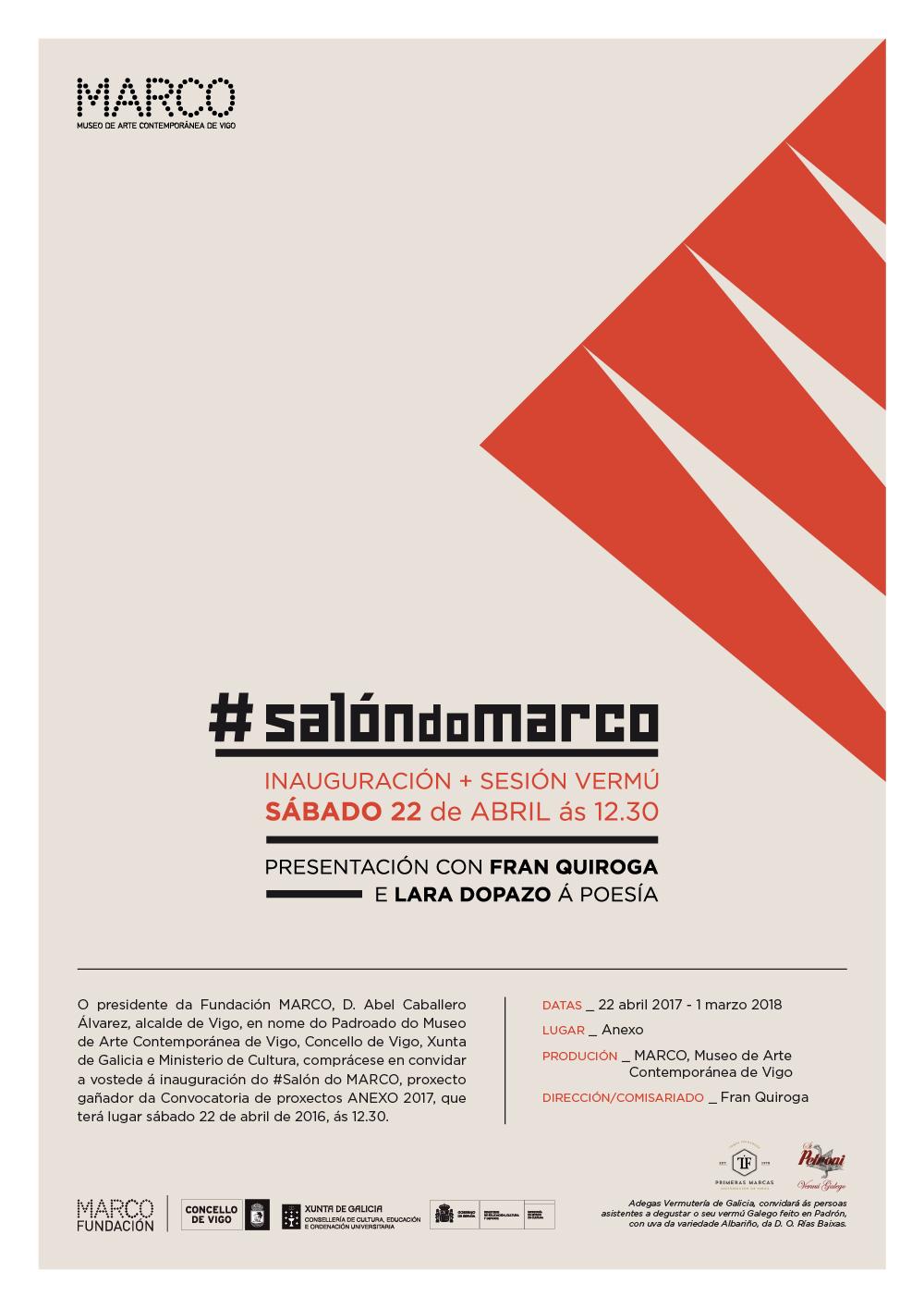 Asociacións estatais do sector da arte amosan a súa preocupación polo MARCO