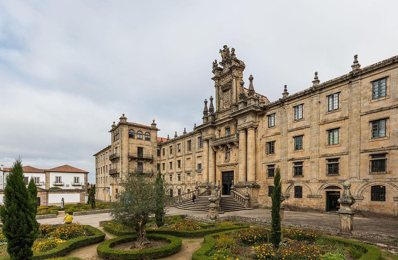 A Xunta investirá 625.000 euros San Martiño Pinario de cara ao Xacobeo 2021
