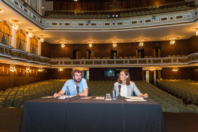 Concertos, audiovisual, espectáculos para público familiar e propostas escénicas compoñen o programa
