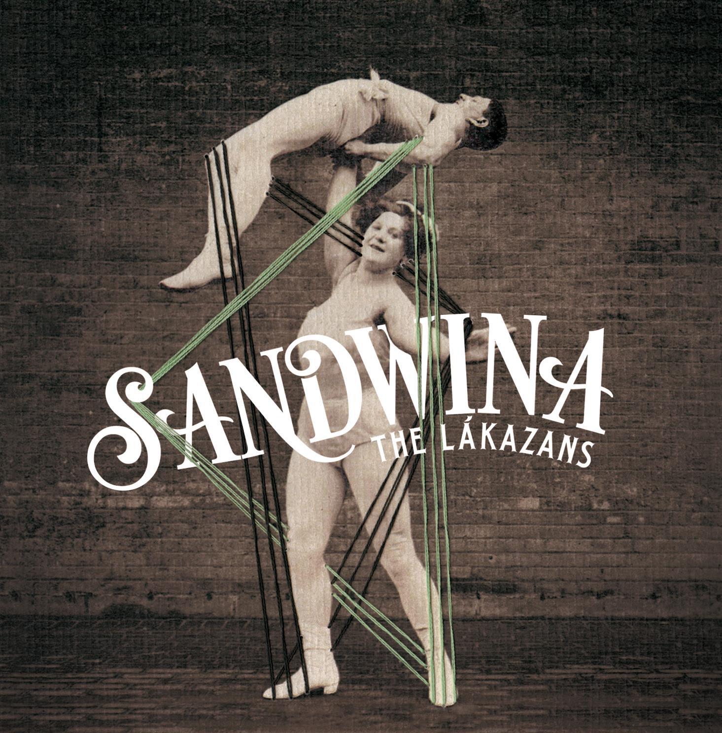 Sae hoxe á venda 'Sandwina', terceiro traballo dos boirenses