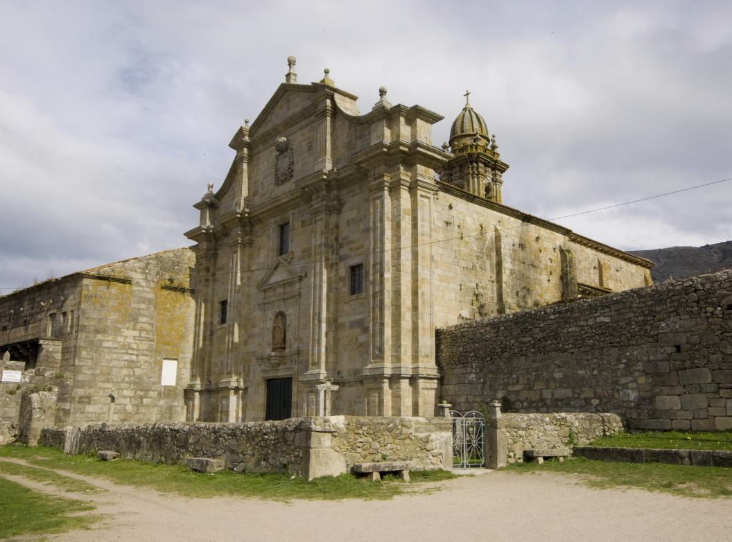 Patrimonio anuncia 379.634 euros para a igrexa da Trinidade en Ourense