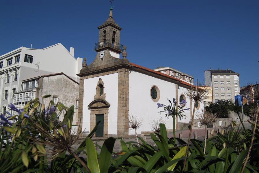 A Consellería de Cultura restaurará o Santuario das Angustias en Ferrol