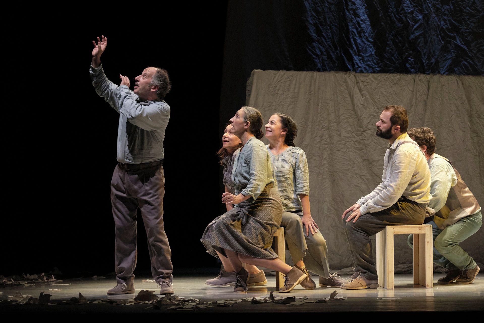 Trece espectáculos competirán nos galardóns do teatro galego que se entregarán en setembro