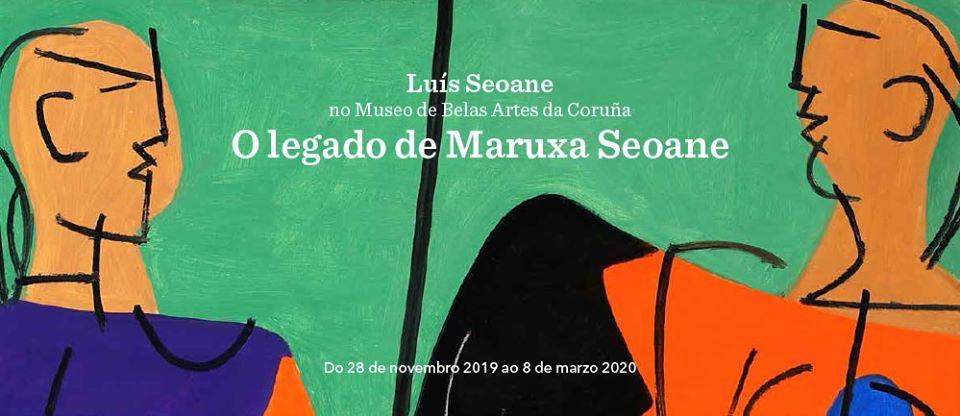 <i>O legado de Maruxa Seoane</i> pode verse ata o vindeiro 8 de marzo