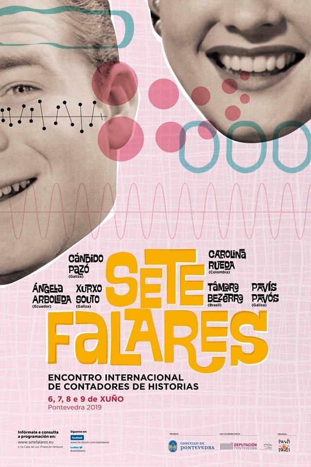 A narración oral tomará Pontevedra no encontro internacional Sete Falares
