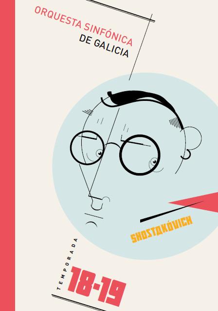 A Sinfónica de Galicia aposta por Shostakóvich para a súa nova temporada
