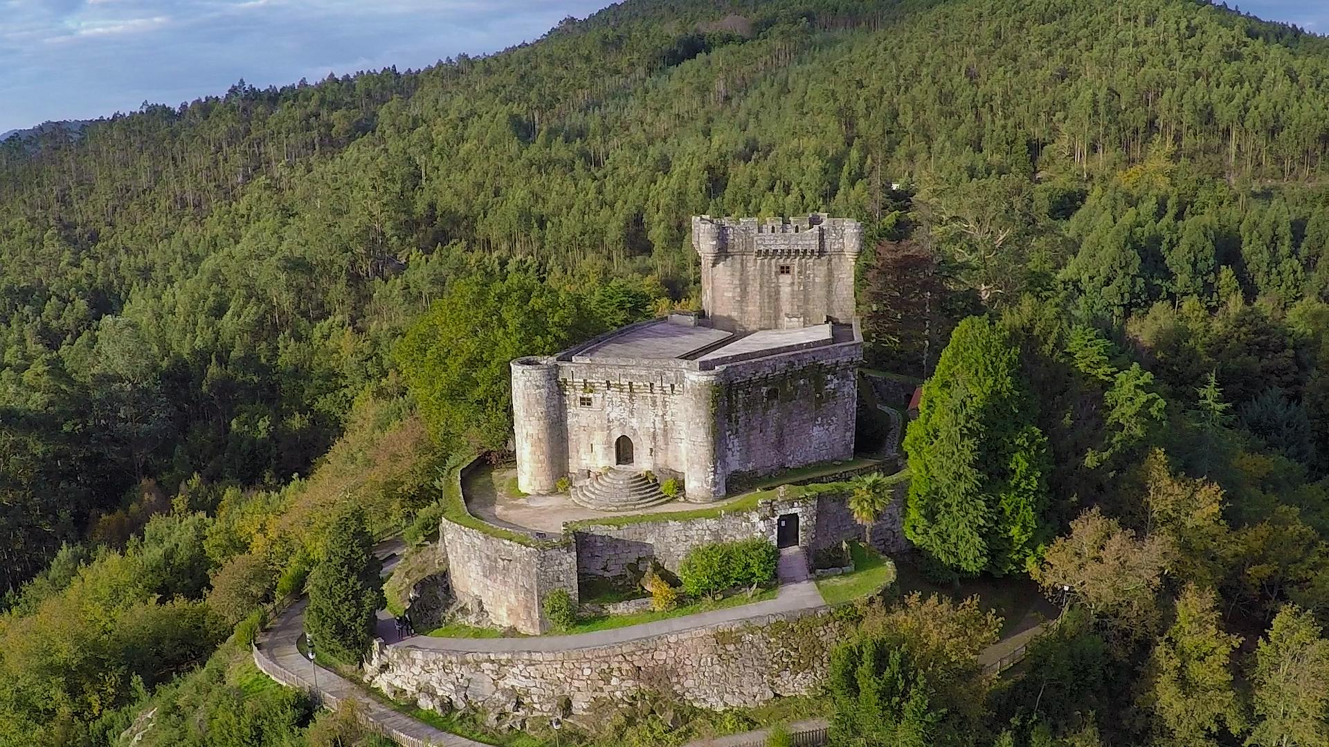 A Deputación de Pontevedra prepara un proxecto de posta en valor baseado en novas tecnoloxías