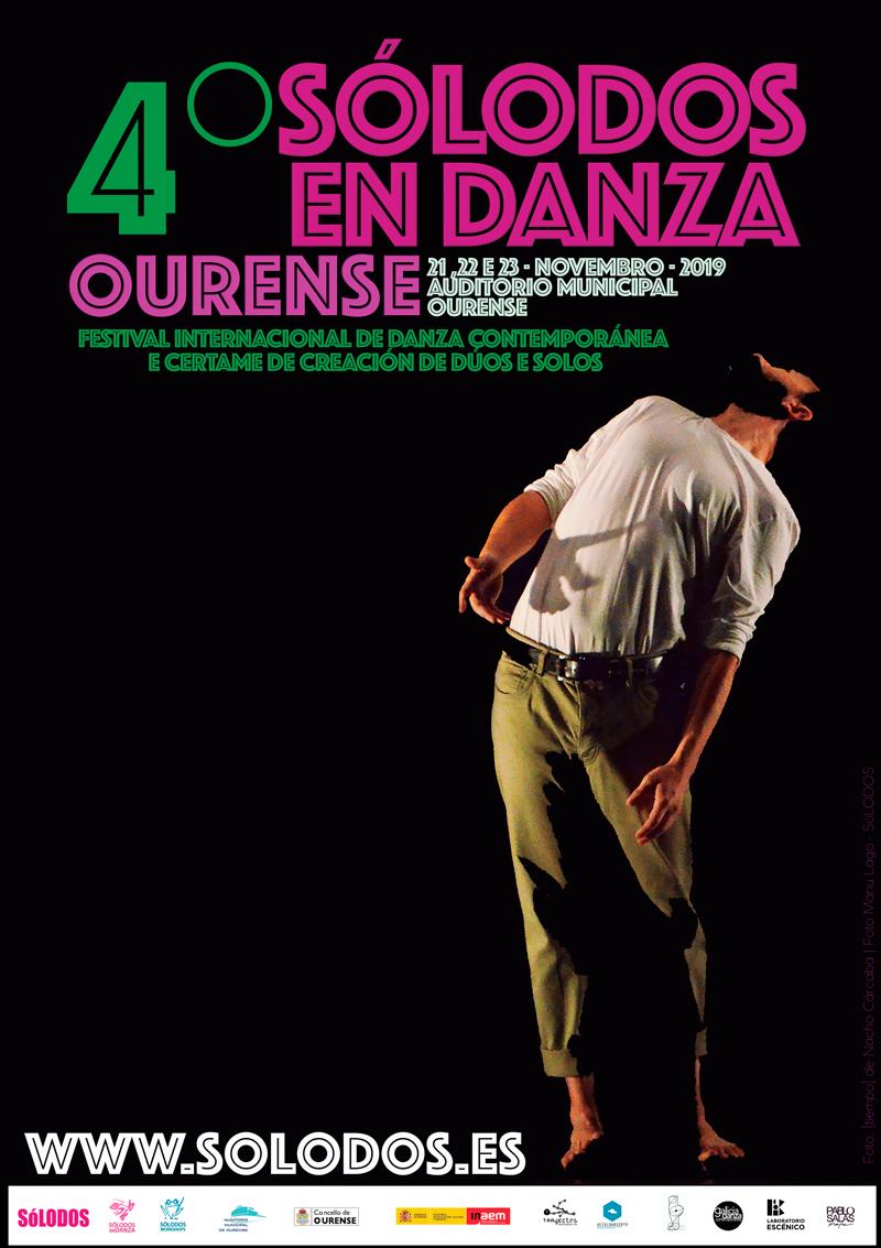 Comeza en Ourense a 4ª edición do festival SoloDOS en Danza