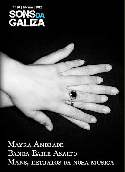 Mayra Andrade, a Banda Baile Asalto e mais a exposición <i>Mans</i> centran esta entrega