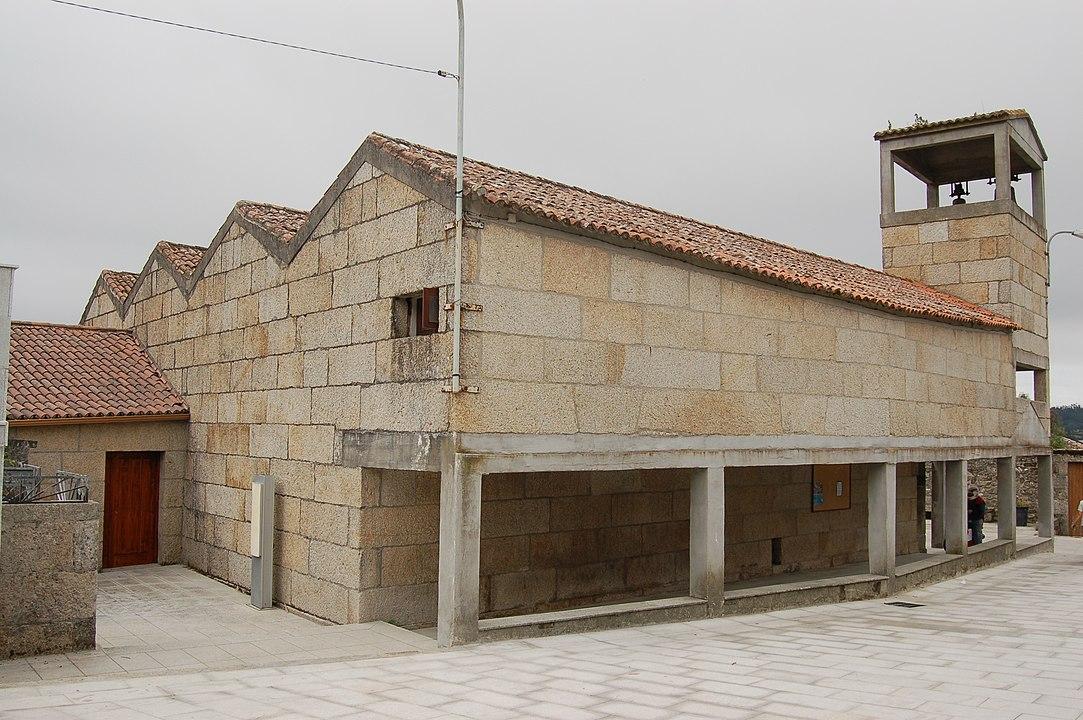 A restauración de Santa Baia de Nantes contará cun investimento de 170.000 euros