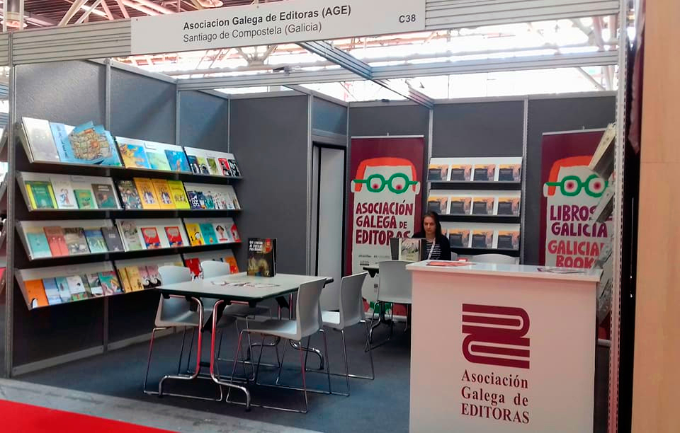 Durante esta feira internacional repartirase o novo catálogo de libros infantís 2018