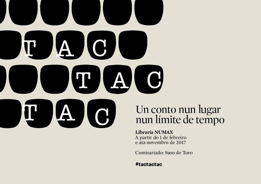 Oito autores crearán textos no espazo compostelán no proxecto <i>Tac, Tac, Tac</i>