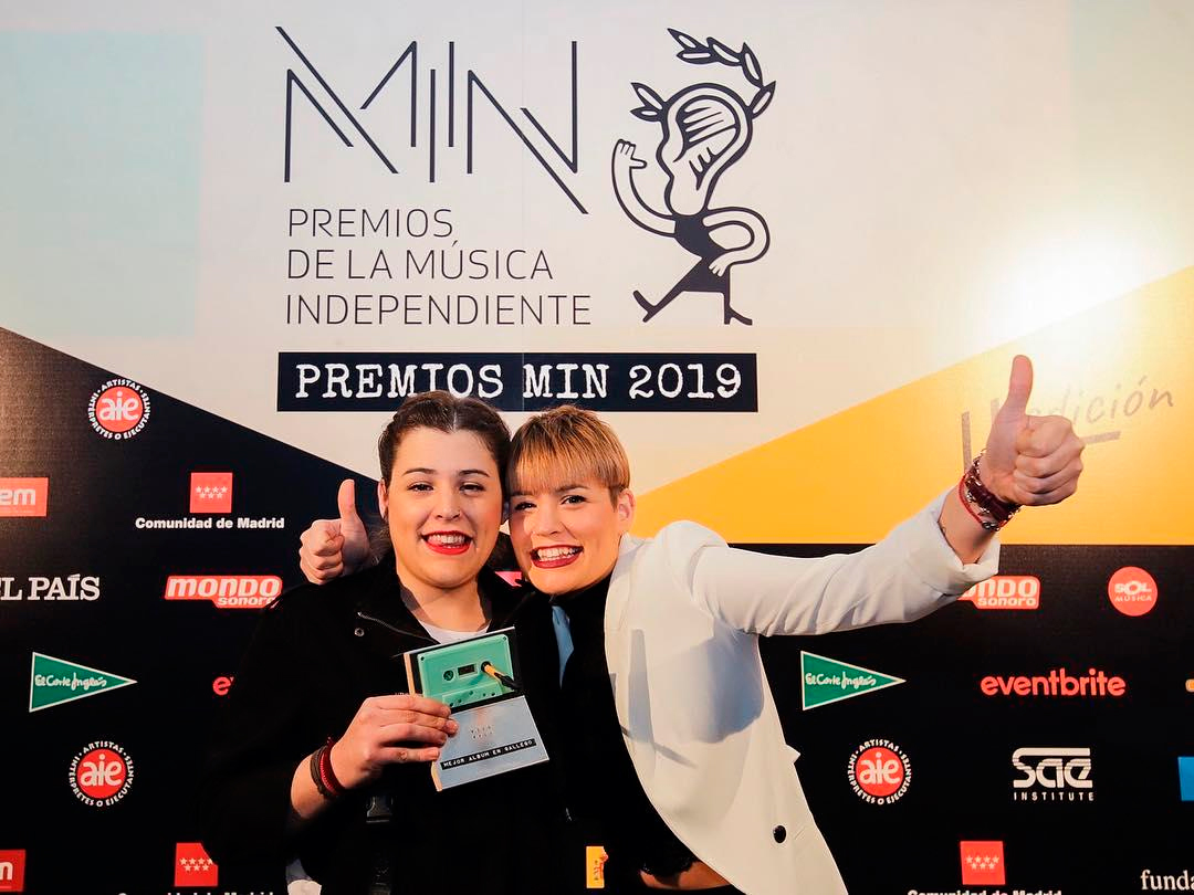 O trío tamén é finalista en dúas categorías dos XVIII Premios La Opinión de Música de Raíz