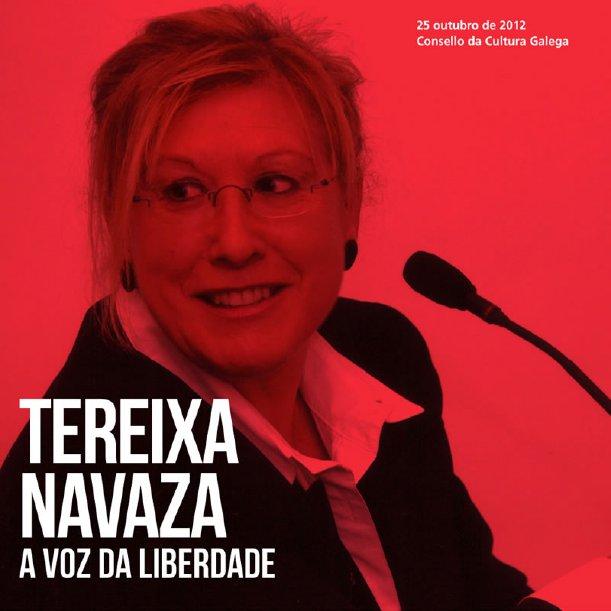 A xornada <i>Tereixa Navaza. A voz da liberdade</i> celébrase o vindeiro 25 de outubro