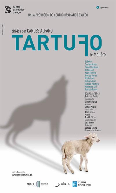 <i>Tartufo</i>, de Molière