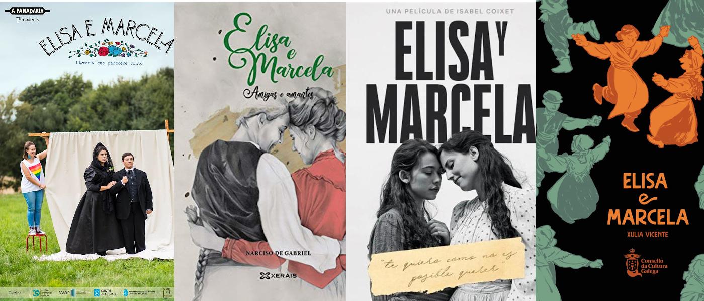 A viaxe inesgotable da historia de Elisa e Marcela