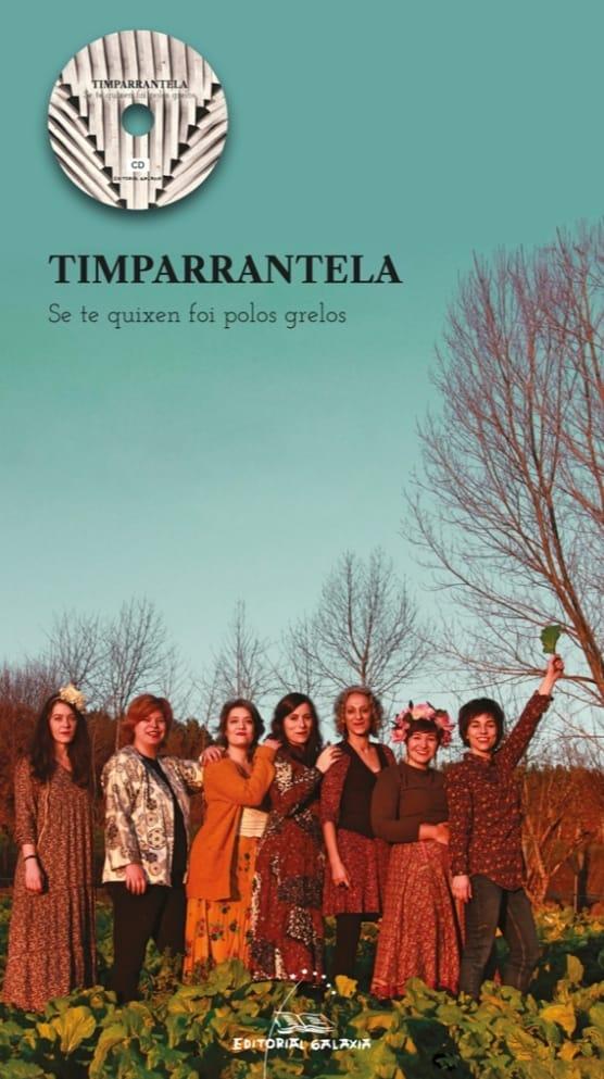 Este septeto de mulleres parte da música de raíz para a súa proposta reivindicativa e poética