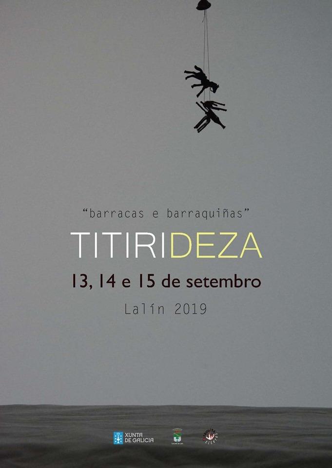 O festival de títeres celebrarase entre o 13 e o 15 de setembro