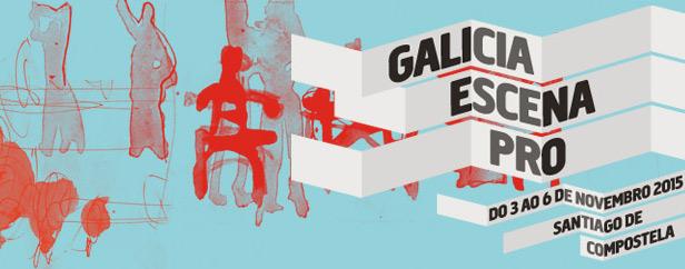 Galicia Escena Pro chega á súa terceira edición a bater marcas de participación
