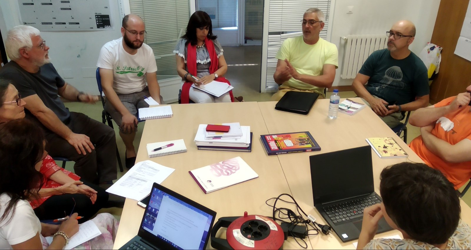 O INCIPIT propón unha metodoloxía aberta e participativa para iniciativas sociais ou patrimoniais