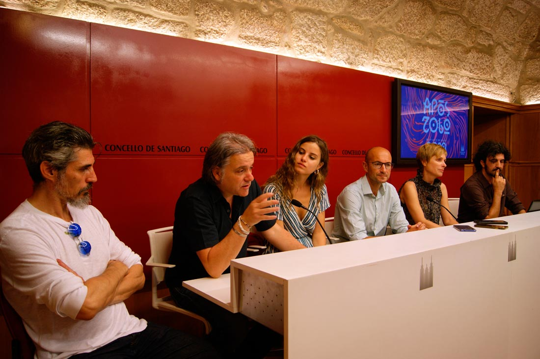 O prato forte será a preestrea do espectáculo co que se inaugurará o Festival de Lorient