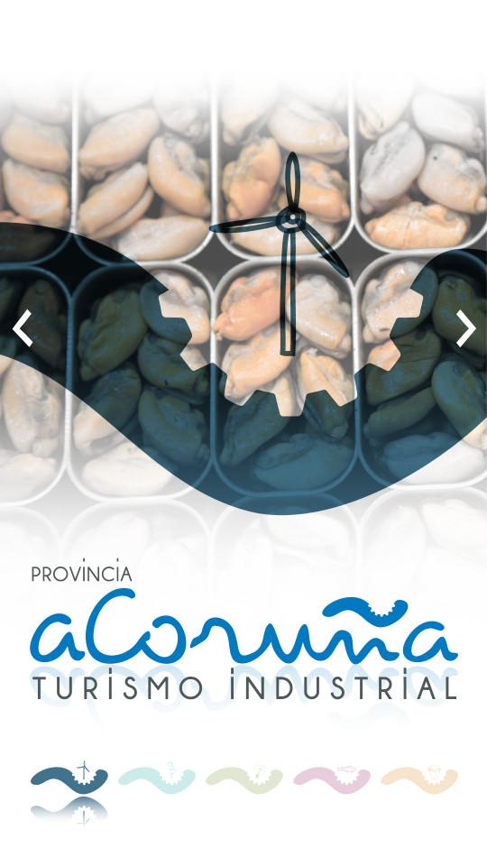 A Coruña presenta unha nova plataforma de turismo industrial