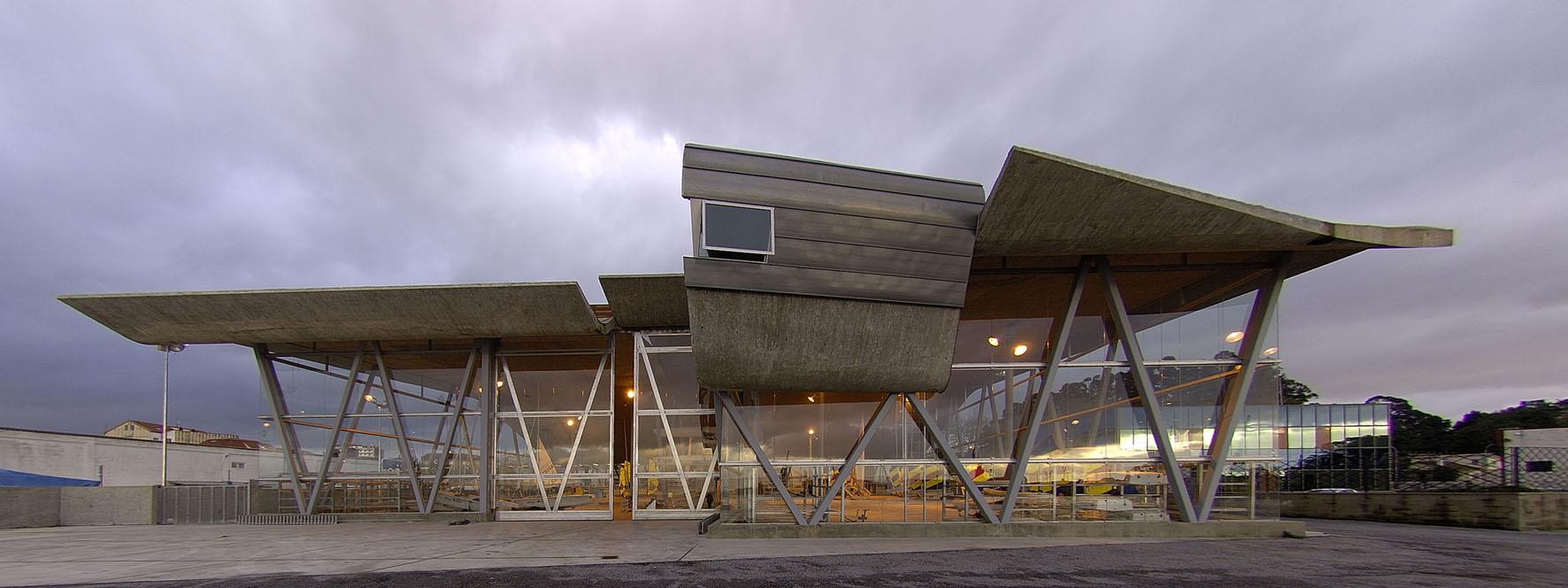 Centro de Tecnificaci�n e Escola Municipa de Vela
