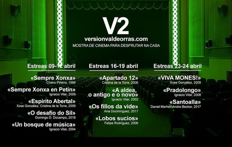 <i>Sempre Xonxa, Santoalla</i> ou <i>Pradolongo</i> fan parte desta iniciativa