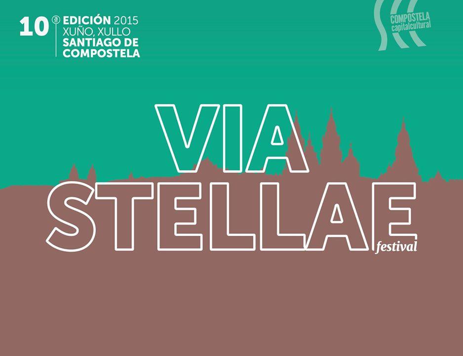 O Vía Stellae achegará 19 concertos a Compostela