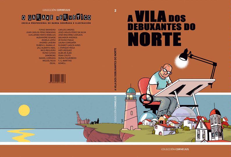 <i>Altar Mutante</i>, <i>A vila dos debuxantes do Norte</i>, <i>Low Cost</i> ou <i>Nacho Camacho</i> son algunhas das novidades