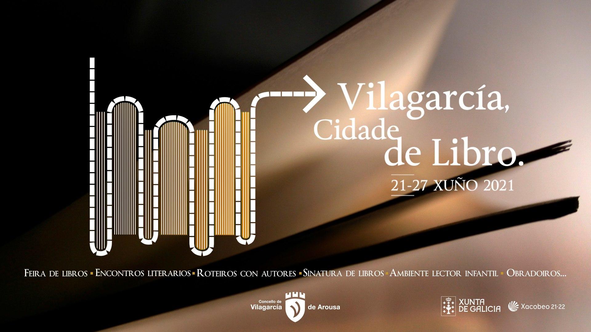 Vilagarcía convértese no epicentro literario