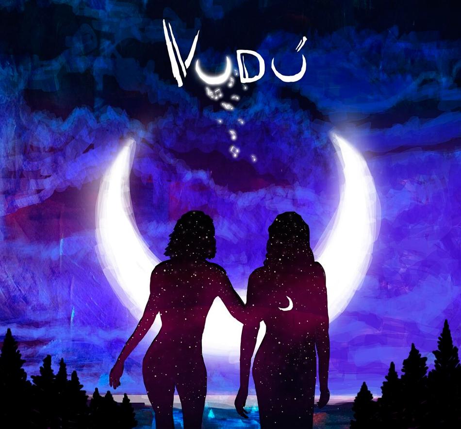 O dúo Vudú presenta en directo o seu primeiro disco editado