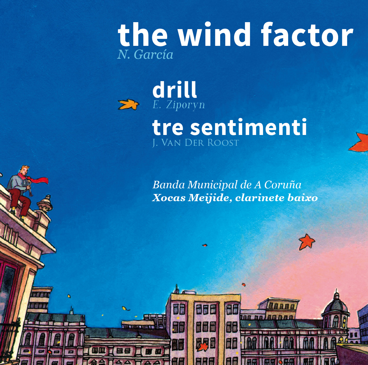 Chega <i>The Wind Factor</i>, de Xocas Meijide