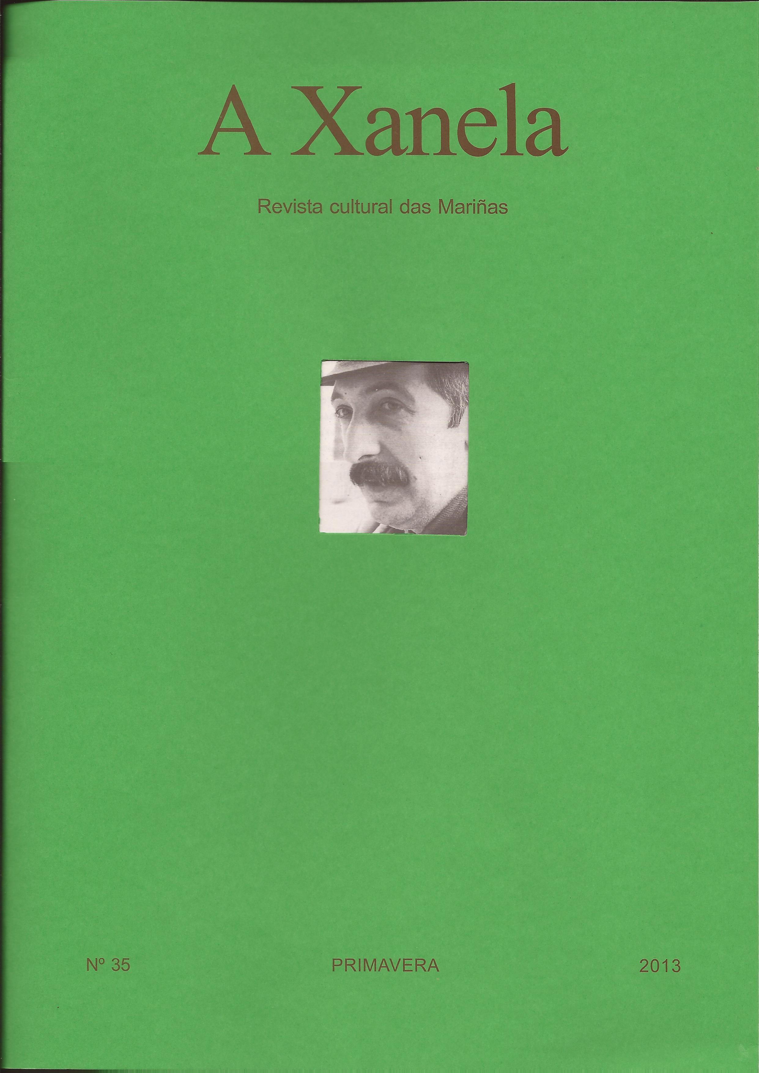 Un dosier homenaxea a Vidal Bolaño na última entrega da revista de Eira Vella
