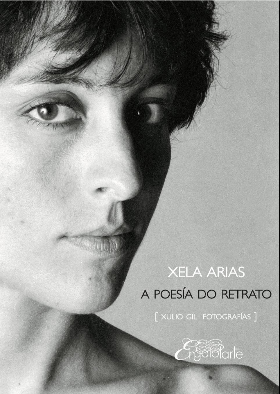 A exposición <i>Xela arias. A poesía do retrato</i> combina imaxes e textos da autora