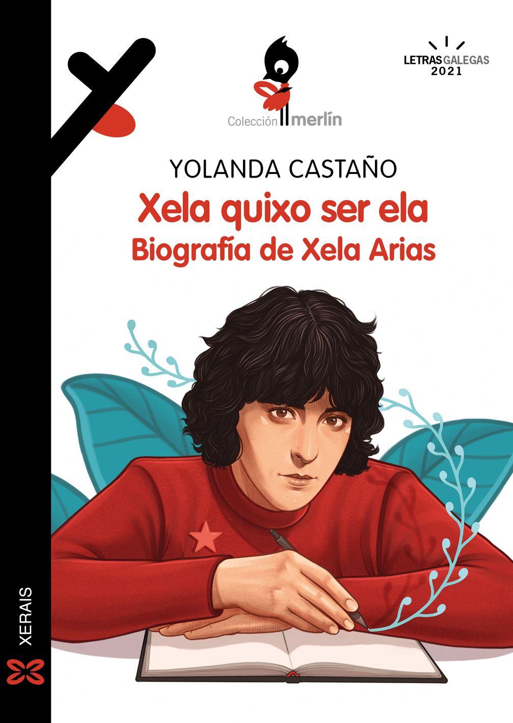 Yolanda Castaño asina a biografía <i>Xela quixo ser ela</i>