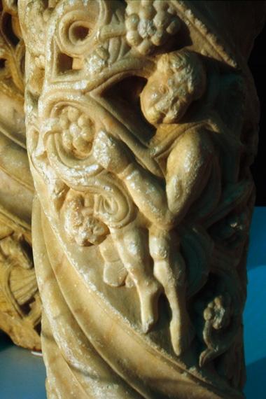 A exposición poderá verse ata o vindeiro 1 de agosto no Braccio di Carlo Magno da Praza de San Pedro do Vaticano