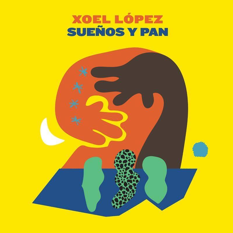 Xoel López retrata o seu momento vital no novo álbum 'Sueños y Pan'