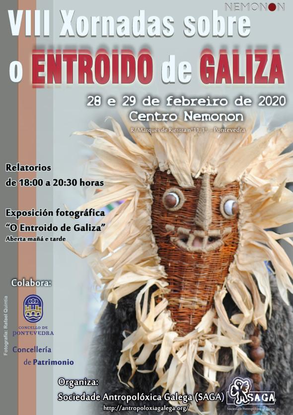 Pontevedra acolle as VIII Xornadas sobre o Entroido de Galiza