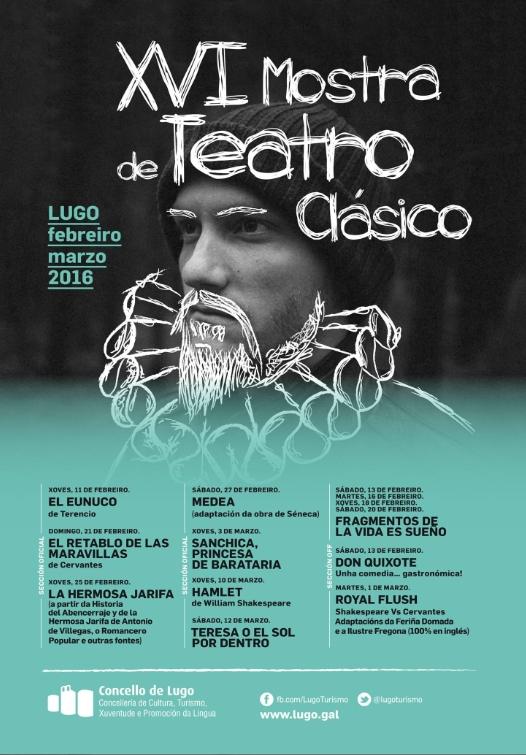 O Teatro Clásico volta a Lugo