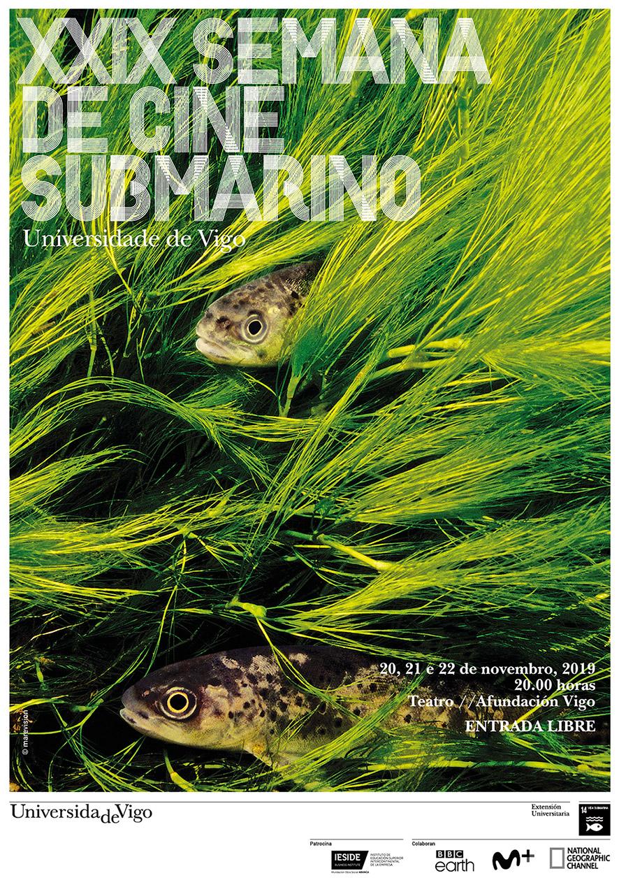 A 29 Semana de Cine Submarino de Vigo homenaxeará o realizador Jorge Candán