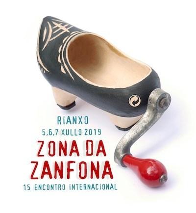 Rianxo acolle o XV Encontro Zona da Zanfona