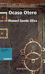 Portada de Ocaso Otero. Autor   Manuel Guede Oliva