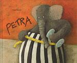 Portada de Petra. Autor   Eva Mejuto
