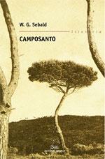 Portada de Camposanto. Autor   Catuxa López Pato