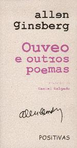 Portada de Ouveo e outros poemas. Autor   Daniel Salgado