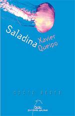Portada de Saladina. Autor   Xavier Queipo
