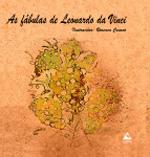 Portada de As fábulas de Leonardo da Vinci. Autor   Susana Rodríguez Barcia