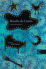 Portada de Rosalía de Castro. Escolma poética