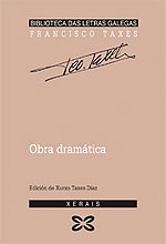 Portada de Obra dramática de Francisco Taxes. Autor